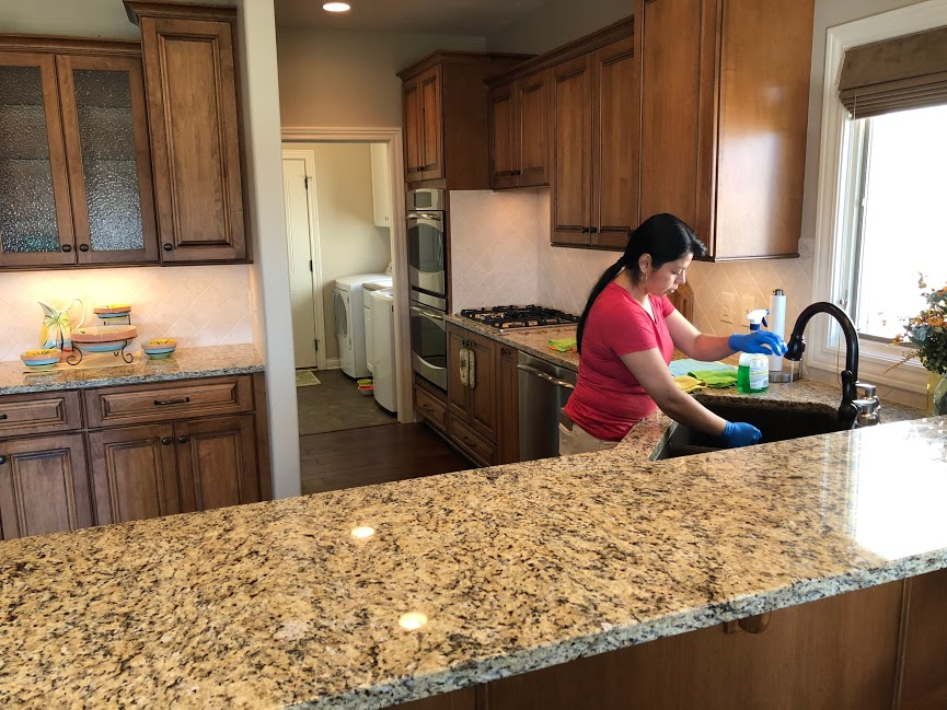 Residential House Cleaning in Lincoln Ne